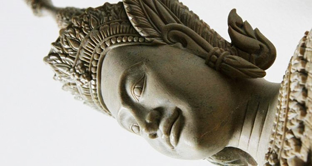 Cambodia-Sculpture Items
