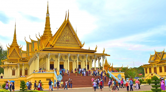 Cambodia Visa Corp